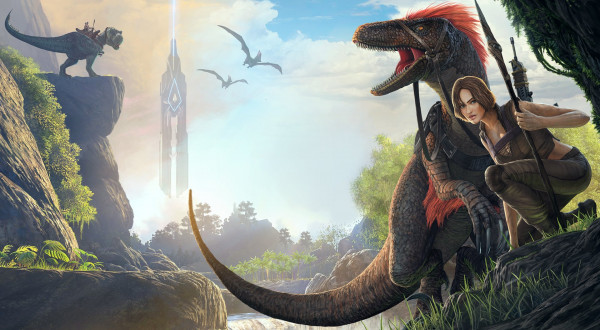 ARK: Survival Evolved Dedicated Server - (v313.35) - 194.147.120.7:29739