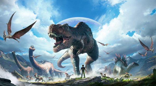 ARK: Survival Evolved Dedicated Server - (v313.35) - 194.147.122.186:29627