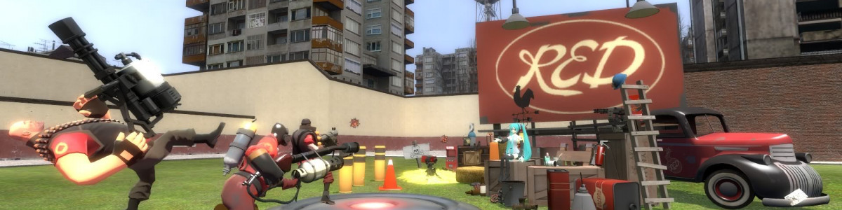 Garry's Mod server by mTxServ.com