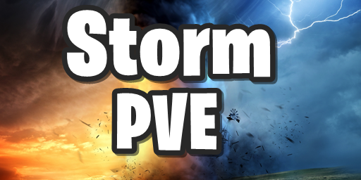Storm PVE | 10x | Airfield Boss|Zombies|Raidable Bases | - 109.230.215.67:28015