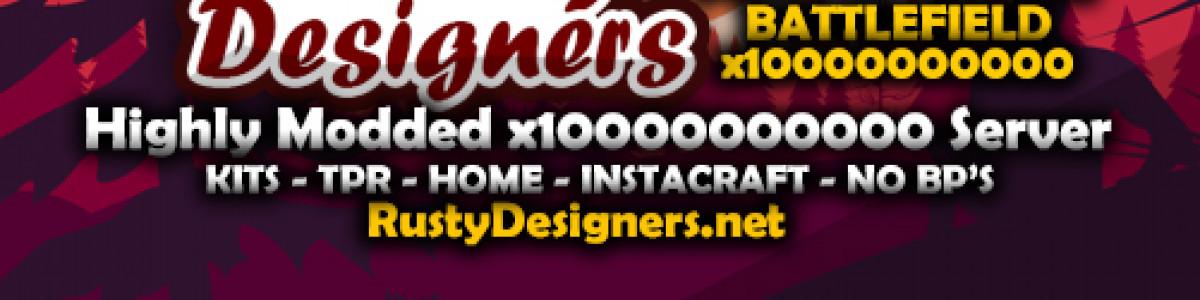 [EU] Rusty Designers x10000000000 | FUN PVP Battlefield!