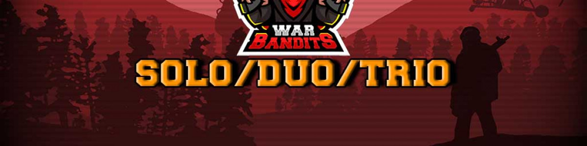 WARBANDITS.GG #1 2X |Solo/Duo/Trio|LootX2| JUST WIPED 01/07