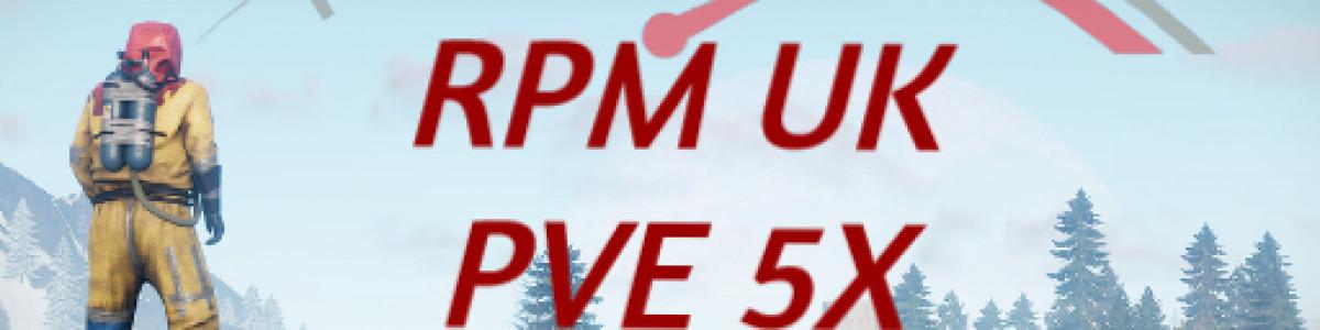 RPM UK PVE - 5x