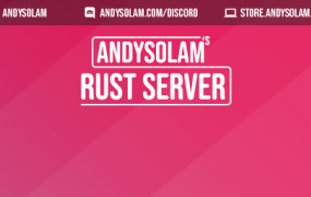 EU | AndysolAM 5x No BPs - [PVP | Shop | Loot+] JUST WIPED