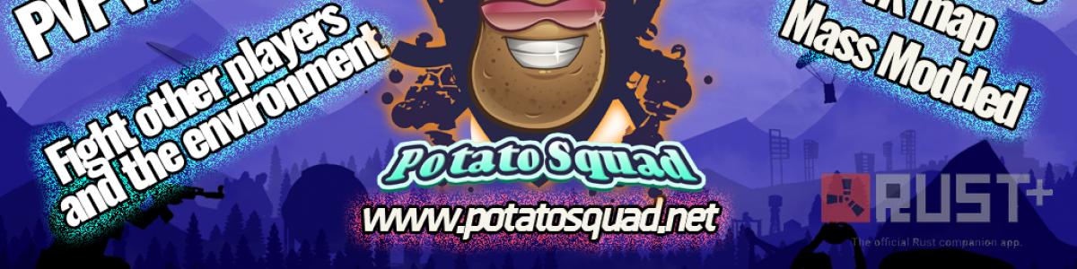 PotatoSquad PVPVE Server