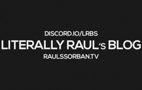 Literally Raul's Blog (Staging)
