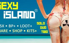 • SEXY ISLAND • 5X SOLO/DUO/TRIO • SHOP • 01/07 WIPED