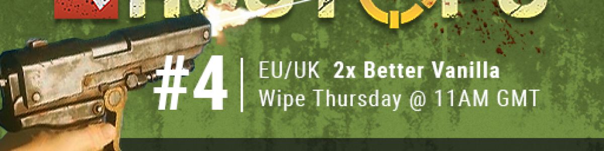 [EU/UK] RustOps.com #4 | Max 5 | 2x Vanilla+ | BP WIPED 25/6 6