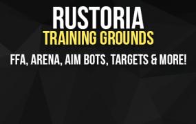 [EU] Rustoria.co - RTG (UKN) Combat Arenas   AimTrain   Targets