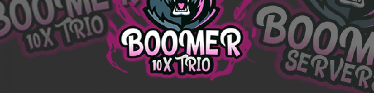[EU] Boomer 10X Solo/Duo/Trio [Kits Loot+ Bp+ Shop Skins Clans]