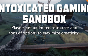 Intoxicated EU Sandbox - Creative | Build | Noclip