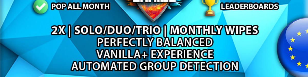 LucidGaming 2x EU | Solo/Duo/Trio | Vanilla+ | Monthly Wipes ۞