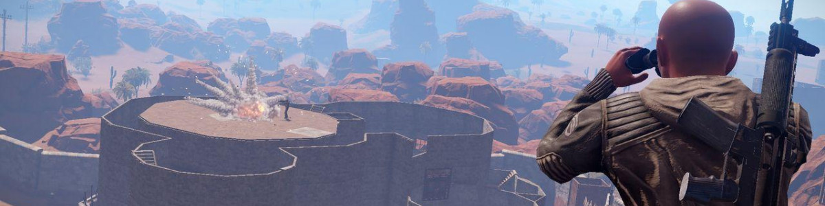 Rust Lands solo only vanilla (EU/ESP)