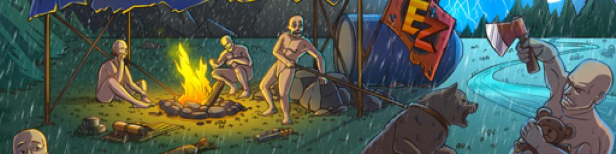 [EU] RustEZ Survival PvE   No Decay   No Killing   No Raiding  